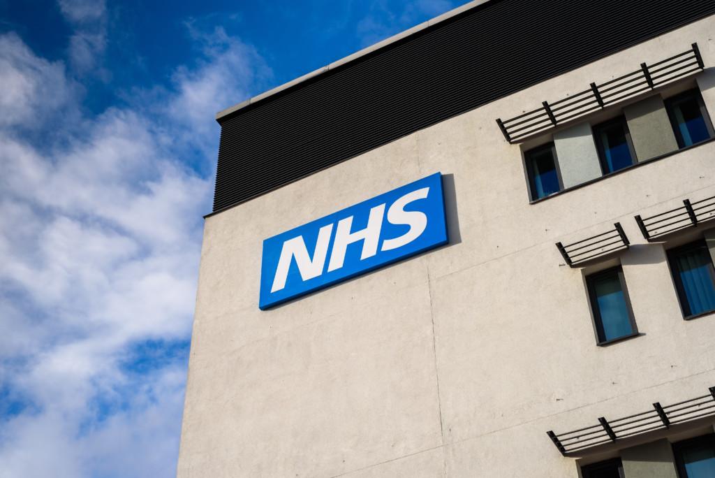 NHS-hospital