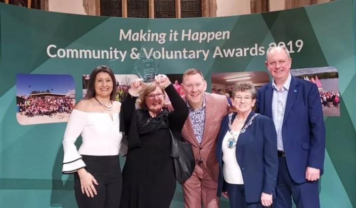 Good Care Group Home Instead award