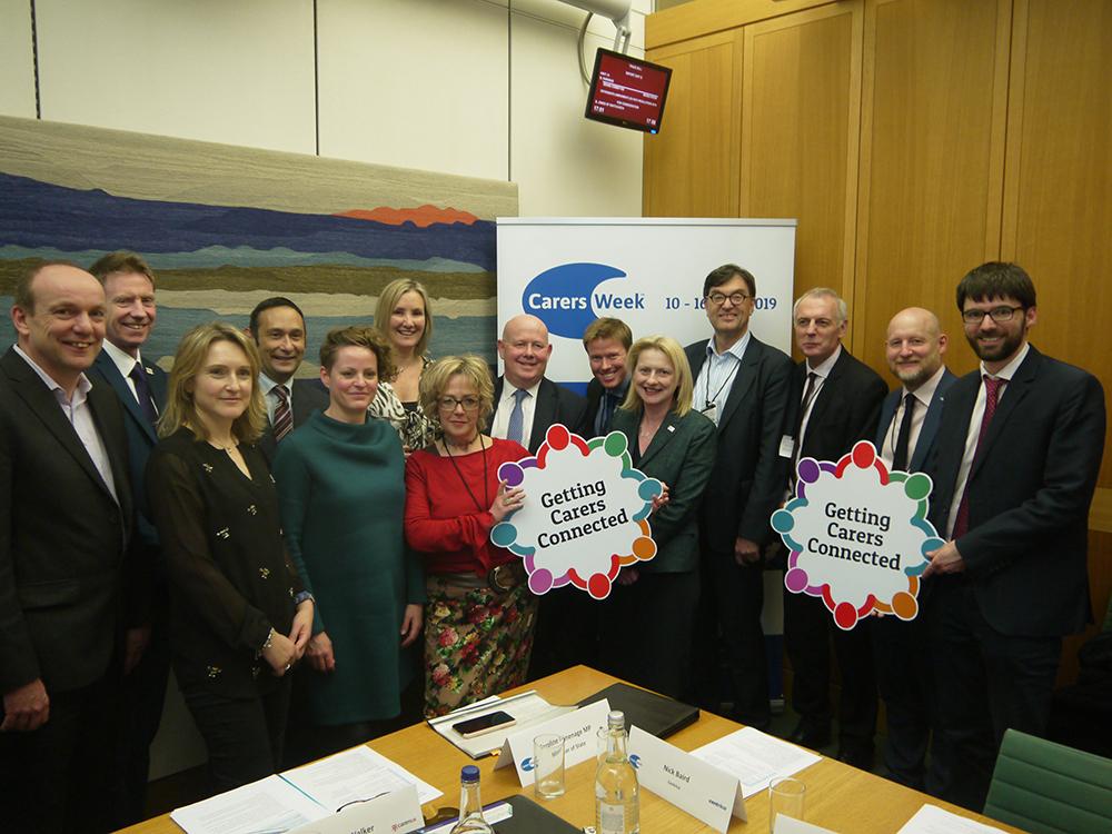 Carers Week 2019 roundtable