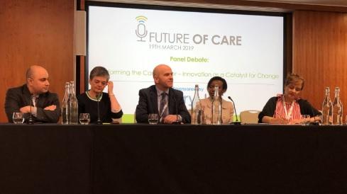 Future of Care panel