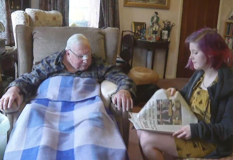 ITV news homesharing