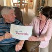 John with CAREGiver Suzanne