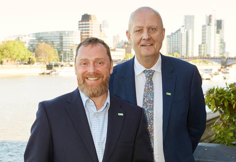 Martin Green and Robin Batchelor