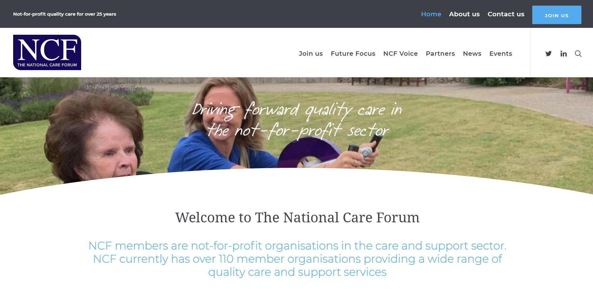 NCF website 2