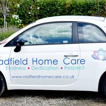 Radfield_Home_Care_Branded_Car