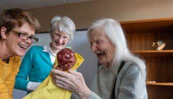 Belong Crewe dementia