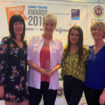 Jennene Garnett, Helen Garland, Stacey Bridle and Sharon Young cropped