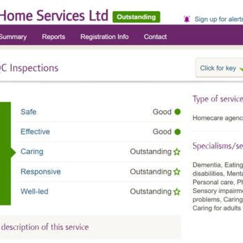 Extra Care Home Services