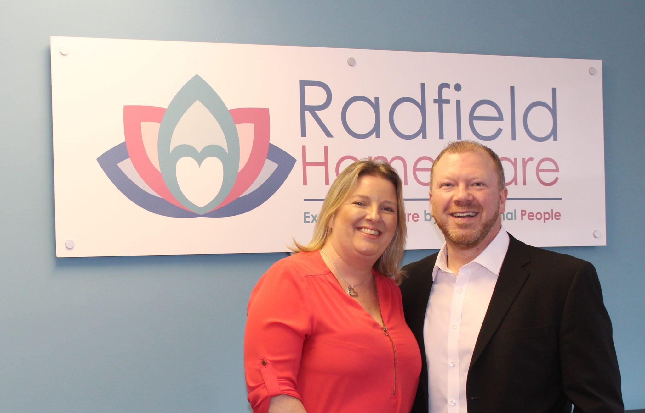 Radfield Derbyshire
