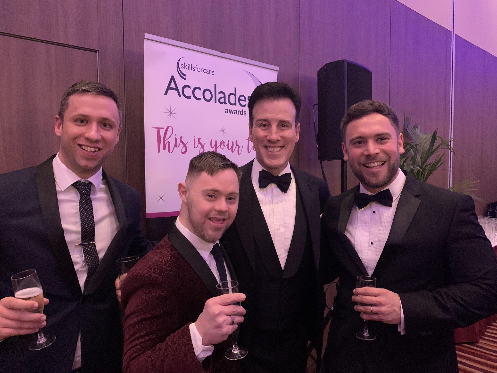 Skills for Care Accolade Awards