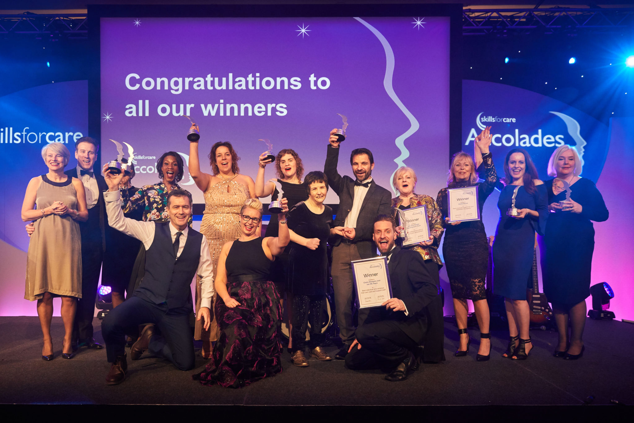 Skills for Care Accolades Awards