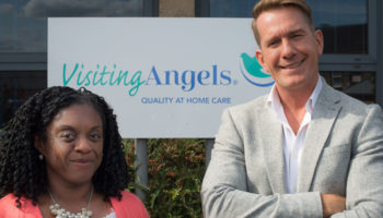 Left, Tray Hall (Registered Care Manager) Right, Dan Archer (MD) cropped