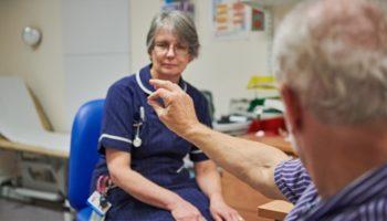 Parkinson's Nurse