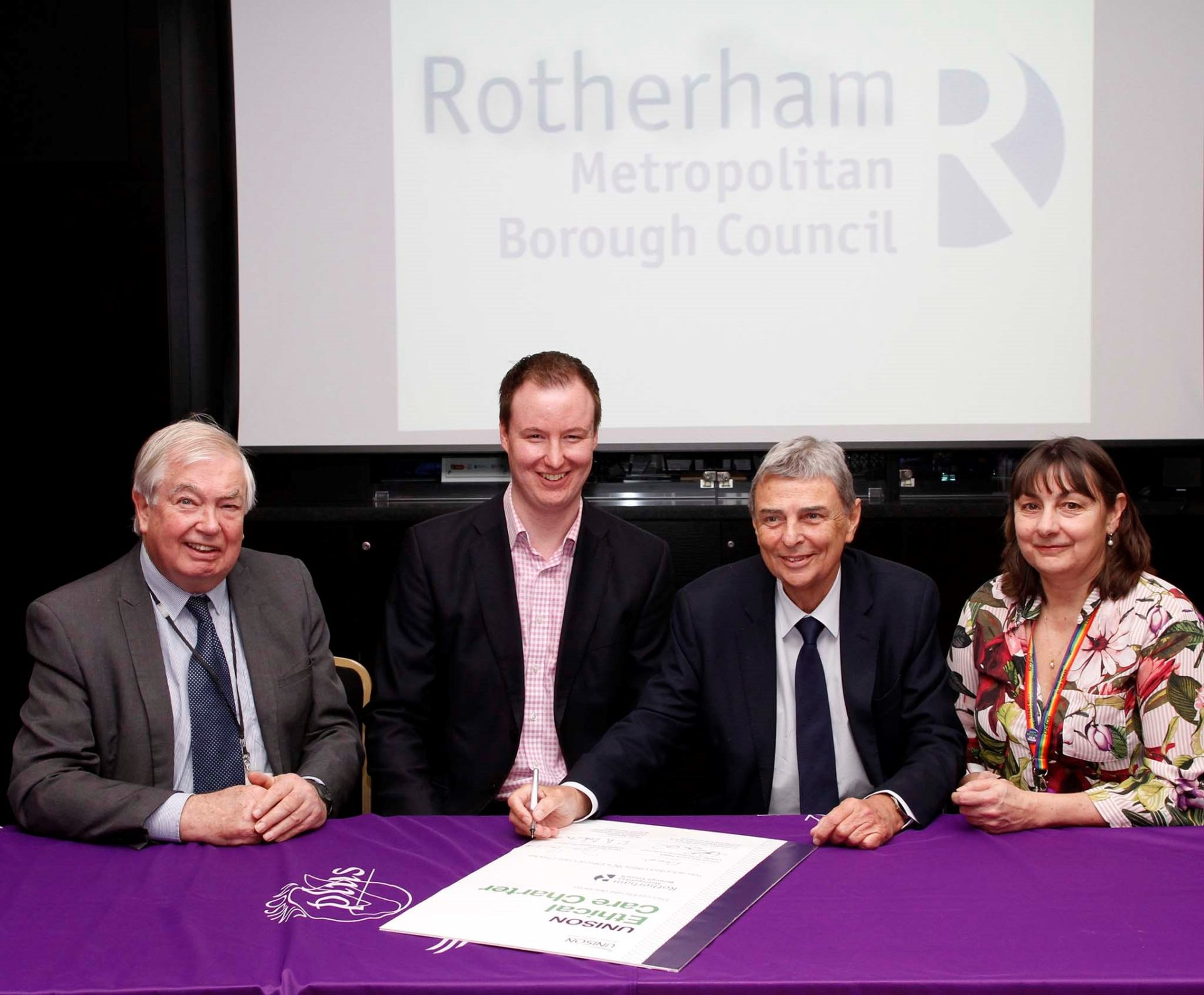 Rotherham Council ethical care charter