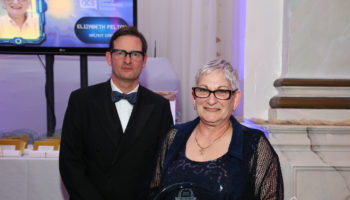 Elizabeth Felton, Community Care Award Winner