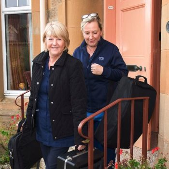 Care workers North Lanarkshire