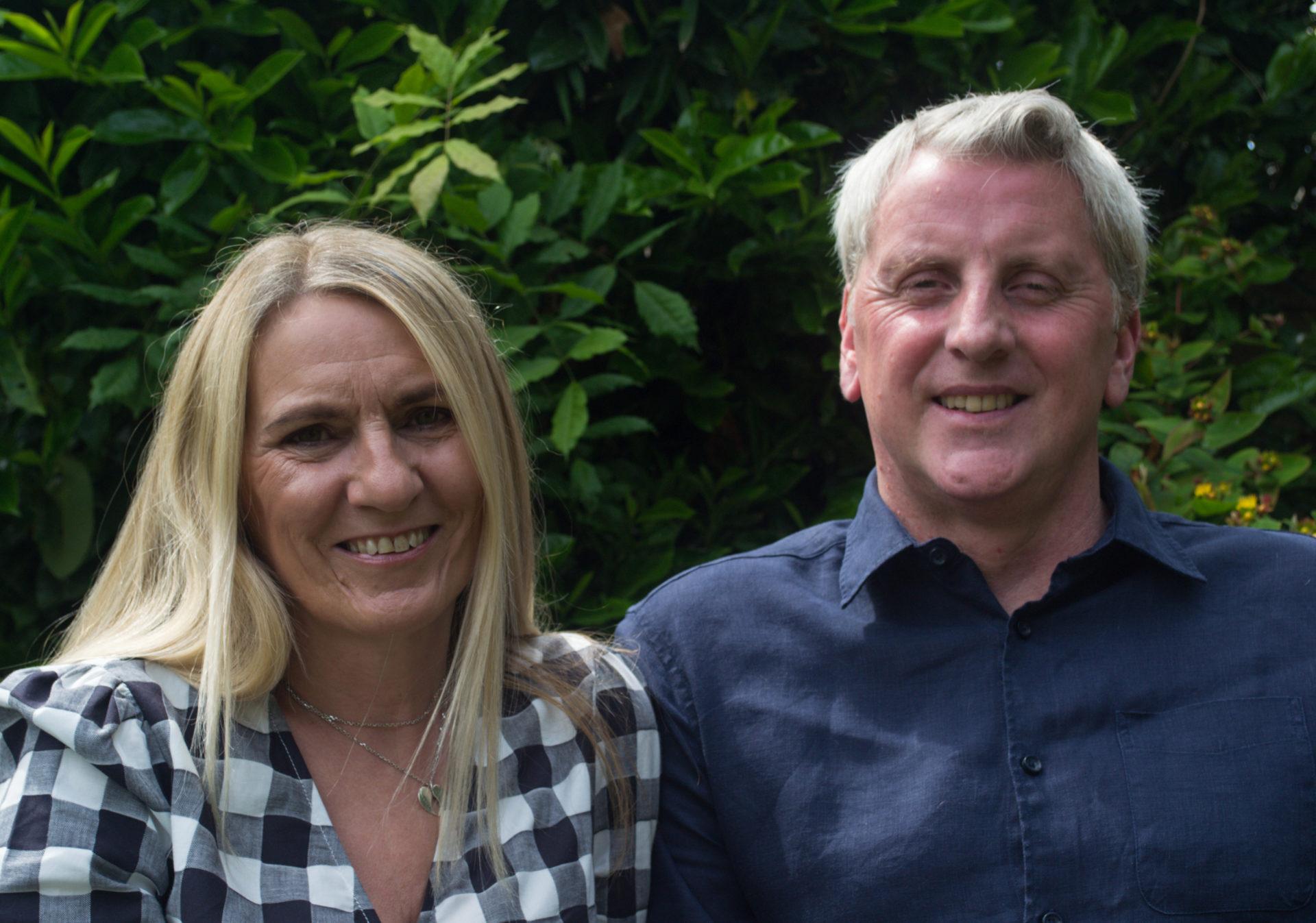 Lynn & Chris James_Visiting Angels North Surrey