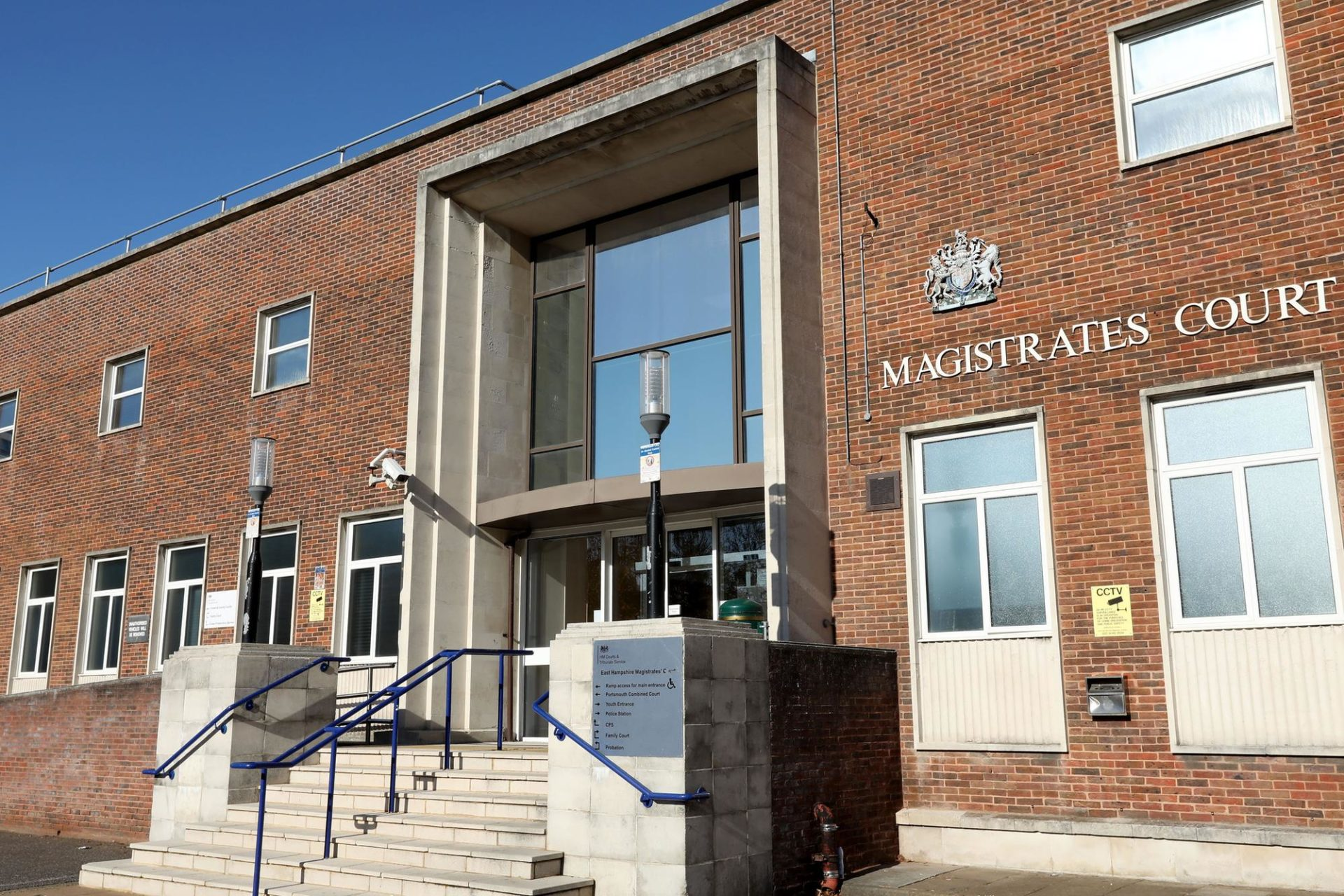 Portsmouth Magistrates