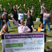 Right at Home Basingstoke Team Celebrating Their Outstanding