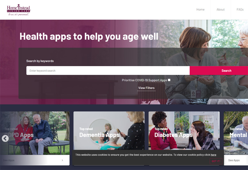 Home Instead Digital Health Library