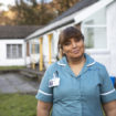 Karima Alghmed, Home Care Worker, Cardiff cropped