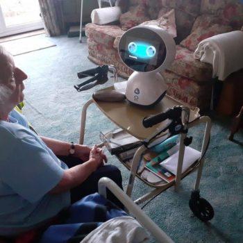Caremark robot
