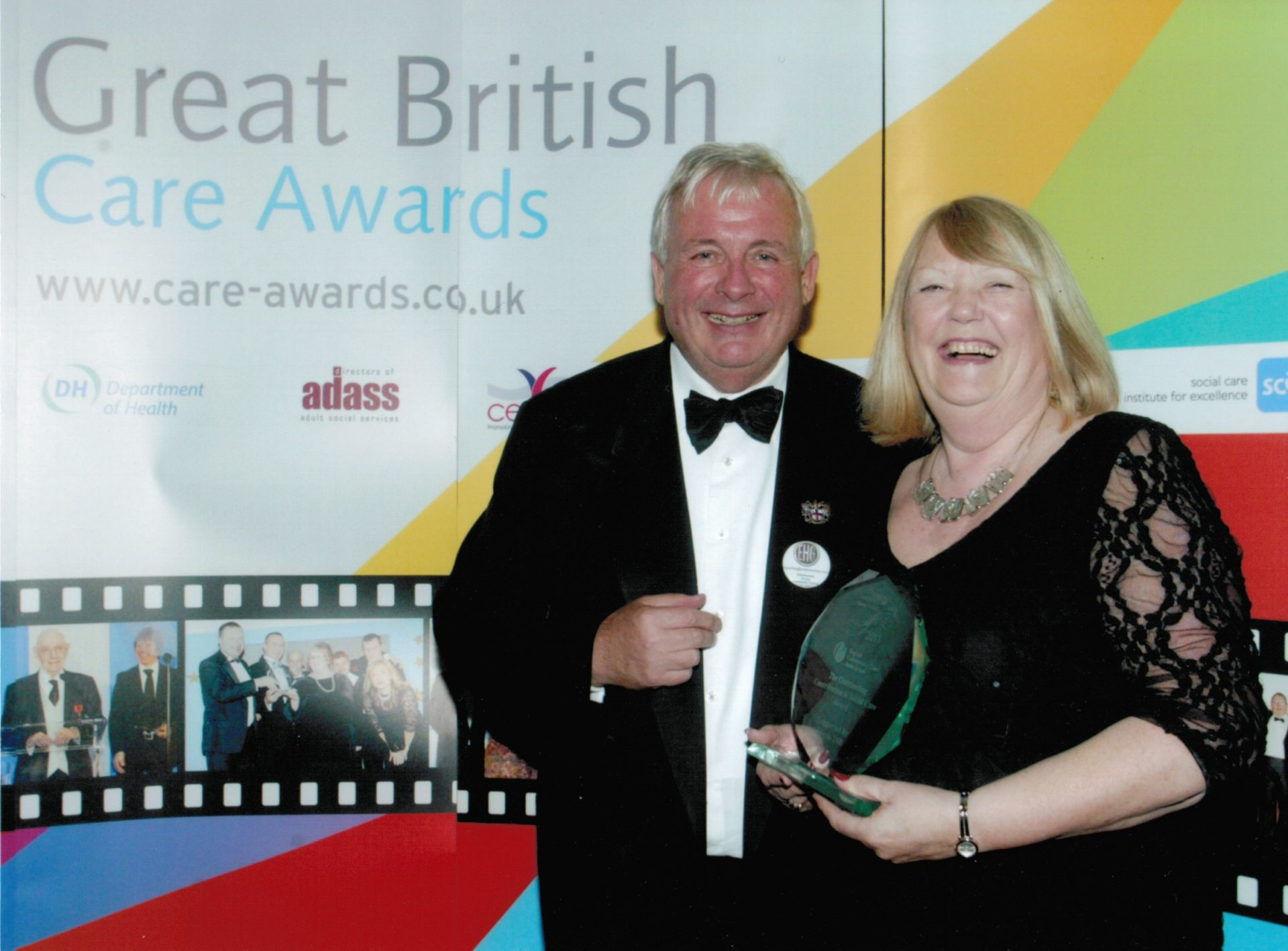 Erica Lockhart – Great British Care Awards
