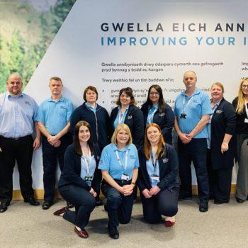 Delta Wellbeing Team