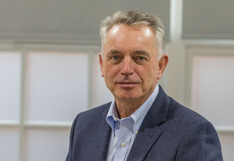 Gordon Sutherland, CEO of Tunstall Group cropped