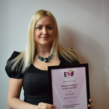 Lucy Campbell EWIF Woman Franchisor of the Year[2]