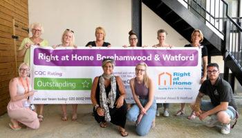 Right at Home Borehamwood and Watford