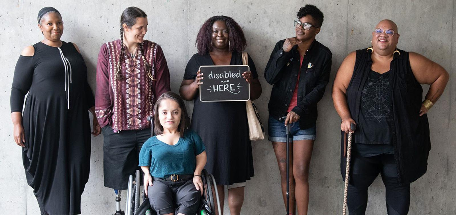 Disabled camaign
