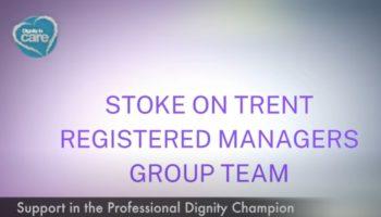 Skills for Care Stoke on Trent