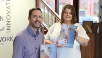David Lynes & Cheryl Guest launch Implementing care software