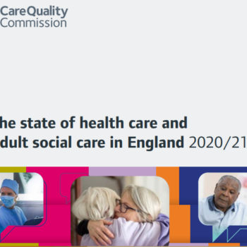 State of Care report